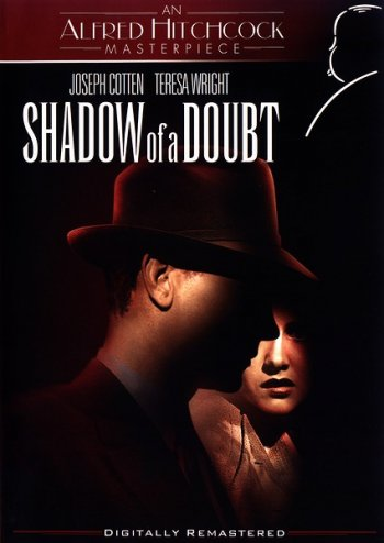 Смотреть онлайн Тень сомнения / Shadow of a Doubt (1943) онлайн бесплатно