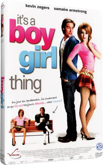 Смотреть онлайн Мальчик в девочке / It's a Boy Girl Thing (2006) в хорошем качестве