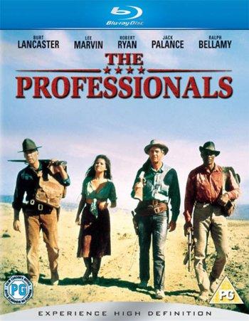 Смотреть онлайн Профессионалы / The Professionals (1966)