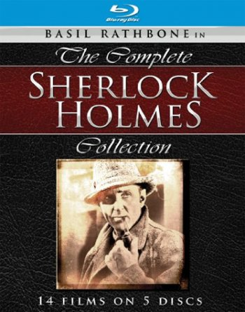 Смотреть онлайн Приключения Шерлока Холмса 1939