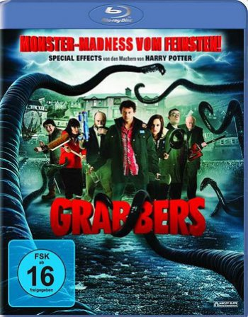 Грэбберсы / Grabbers (2012) HD онлайн