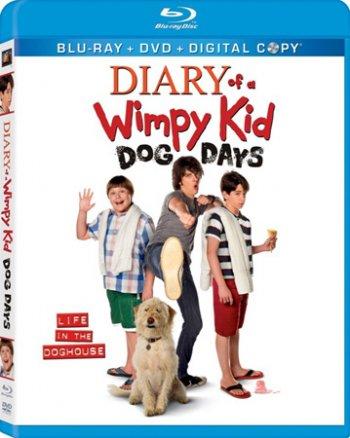 Смотреть онлайн Дневник слабака 3 / Diary of a Wimpy Kid: Dog Days 2012