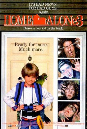 Смотреть онлайн Один дома 3 / Home alone 3 (1997)