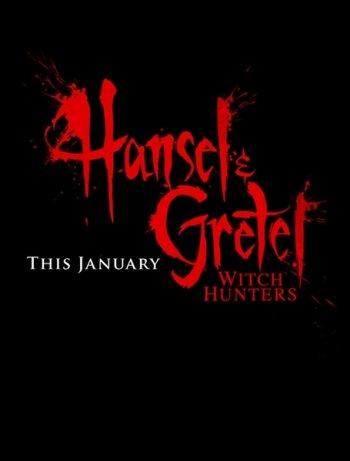 скоро в кино Охотники на ведьм / Hansel and Gretel: Witch Hunters (2013)