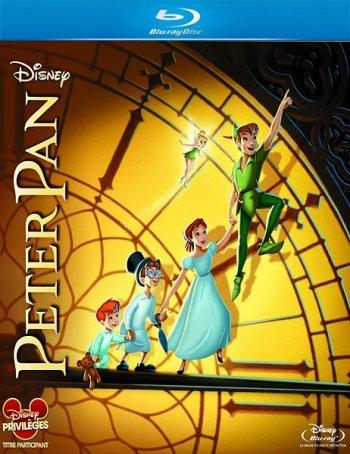 Смотреть онлайн Питер Пэн / Peter Pan 1953