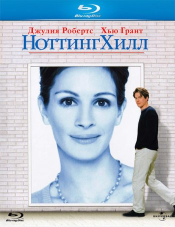 Смотреть онлайн Ноттинг Хилл 1999