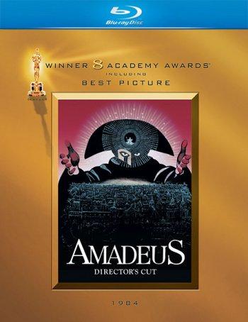 Смотреть онлайн Амадей / Amadeus (1984) в хорошем качестве