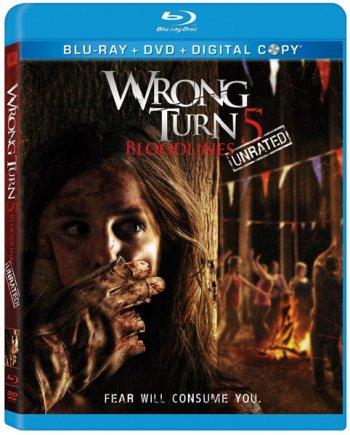 Смотреть онлайн Поворот не туда 5 / Wrong Turn 5 (2012)