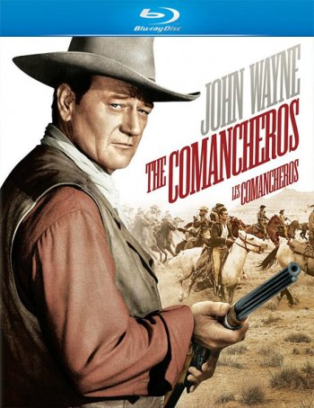 Смотреть онлайн Команчерос / The Comancheros (1961)