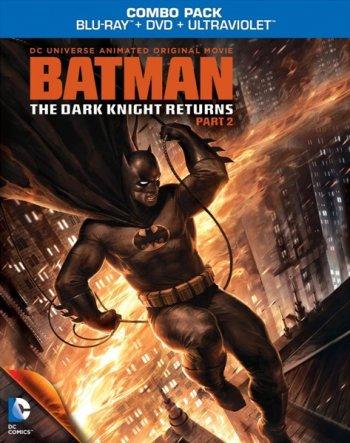 Смотреть онлайн Бэтмен: Возвращение Темного рыцаря. Часть 2 (2013)