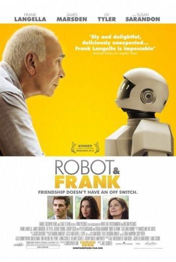 Робот и Фрэнк / Robot & Frank (2012) онлайн