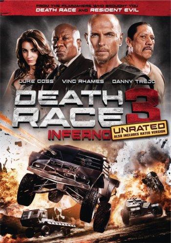 Смотреть онлайн Смертельная гонка 3 / Death Race: Inferno (2013)