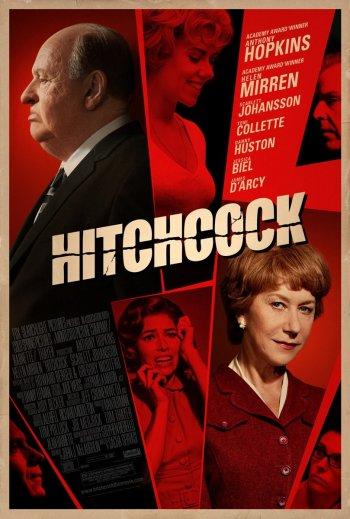 скоро в кино Хичкок / Hitchcock (2013)
