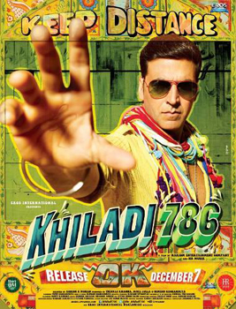 Игрок 786 / Khiladi 786 онлайн